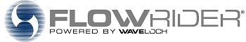 FlowRider Logo Grey Low-Res Transpar